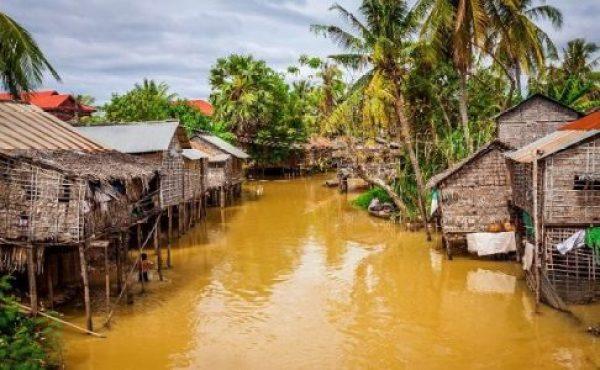 Découverte Tonlé Sap au Cambodge