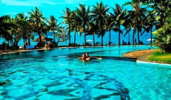 L'île Hon Tam à Khanh Hoa