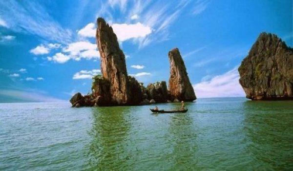 Visite Ha Tien à Kien Giang