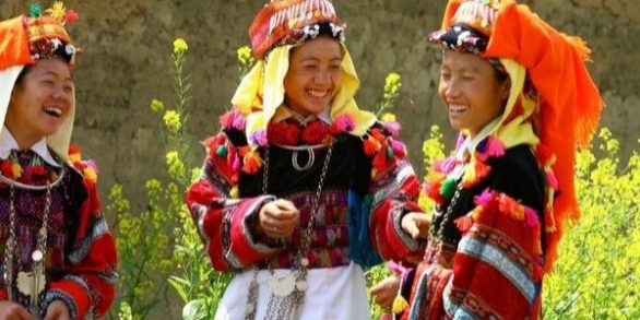 que faire à sapa les filles d'ethnie minoritaire à sapa