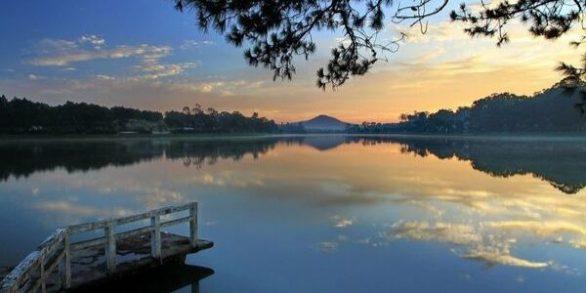 visite dalat lac de xuan huong