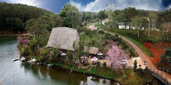 Village de Mang Den