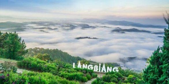 visite dalat mont langbiang