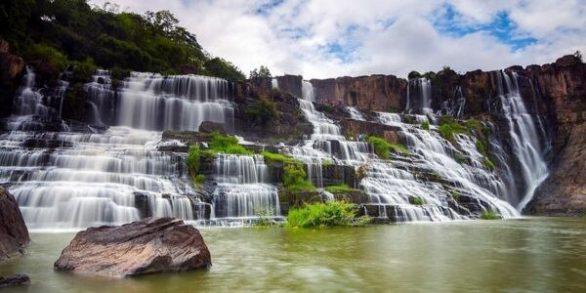 La cascade de Pongour, l'un des meilleures incontournables à Dalat