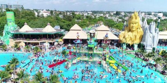 parc d'attractions Suoi Tien