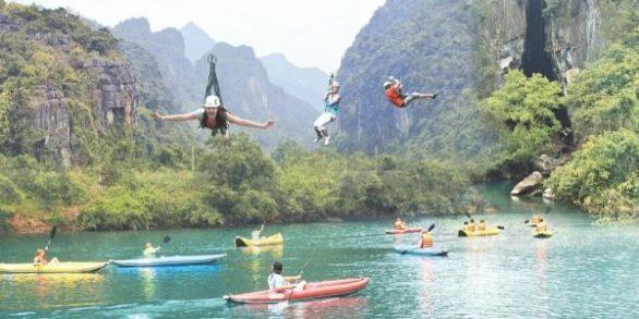 Voyage à Quang Binh