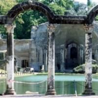 Kejser Hadrians villa og villa d'Este i Tivoli