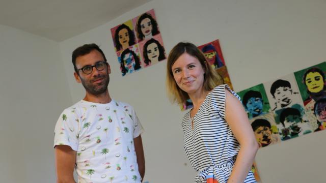 L'Ecole d'arts plastiques de Mayenne fait sa rentrée