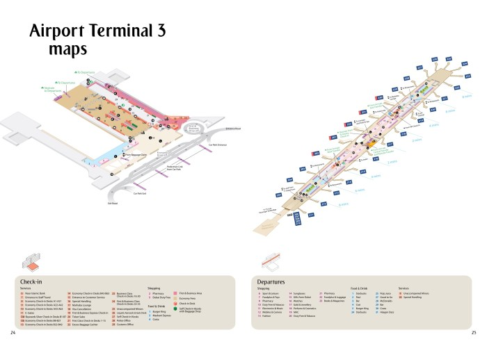 dubai terminal 3 map Dubai Airport Dxb Terminal Map dubai terminal 3 map
