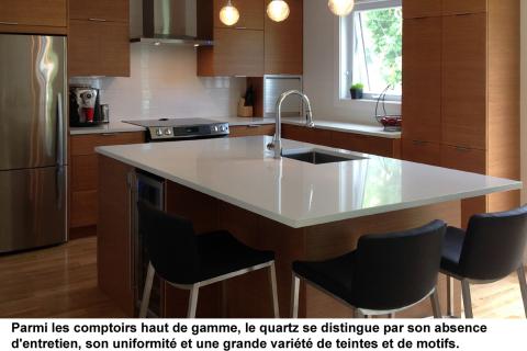 durant presque 60 ans le choix de revetement de comptoir de cuisine se limitait au panneau stratifie arborite et aux carreaux de ceramique