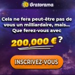 JEUX DE GRATTAGE GRATORAM