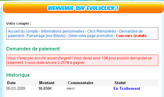 evoluclick_ne_paie_pas1
