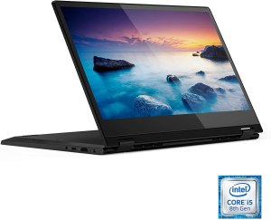 Lenovo Flex 14 2-in-1 Convertible Laptop, 14.0 Inch HD, Touch screen, Intel Core i3-8145U Processor, 4GB DDR4 RAM, 128GB Nvme SSD, Intel UHD Graphics 620