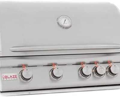 Blaze LTE 32-Inch 4-Burner Review