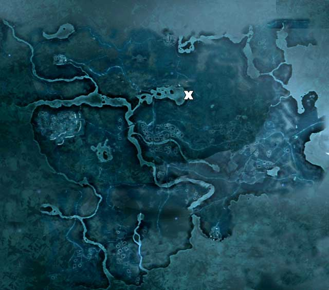 Hint: Such a jump can be performed, among other places, in the location marked in the map of the Frontier - Frontiersman (sets 1 & 2) - Clubs' challenges - Assassins Creed III - Game Guide and Walkthrough