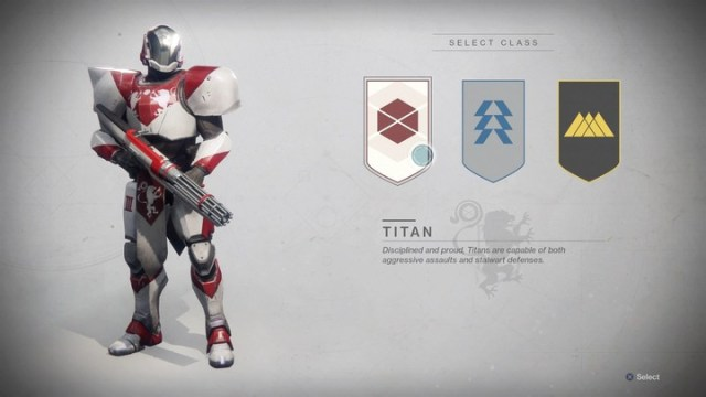 Titan - Character classes | Gameplay basics - Gameplay basics - Destiny 2 Game Guide