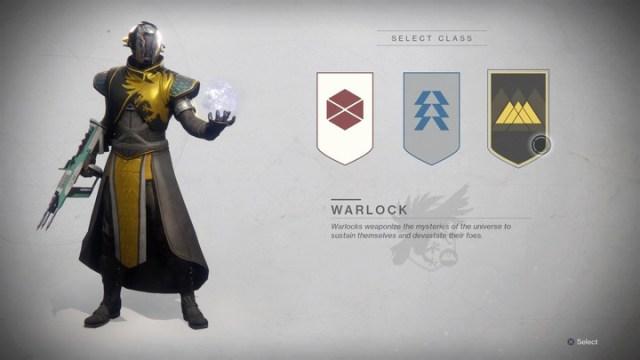 Warlock - Character classes | Gameplay basics - Gameplay basics - Destiny 2 Game Guide