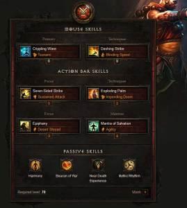 best diablo 3 monk build