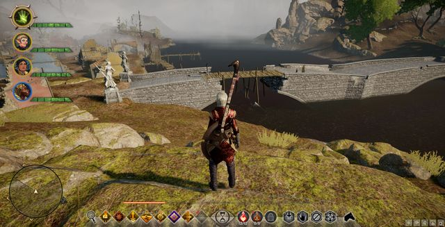 Hidden Areas Exalted Plains Dragon Age Inquisition
