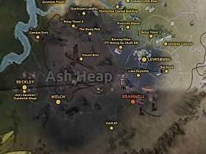 Map Of Fallout 76 Fallout 76 Guide