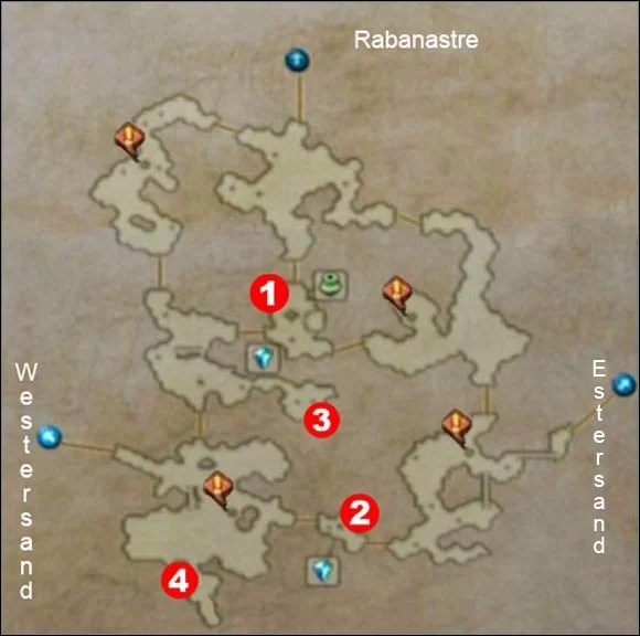 Giza Plains Part I Final Fantasy XII Game Guide