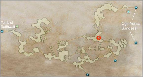 Nam Yensa Sandsea Part I Final Fantasy XII Game Guide