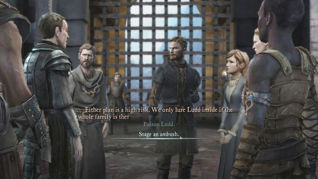 Image result for telltale game of thrones episode 6