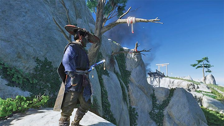 Grappling hook in the ghost of Tsushima-How to get and use it?