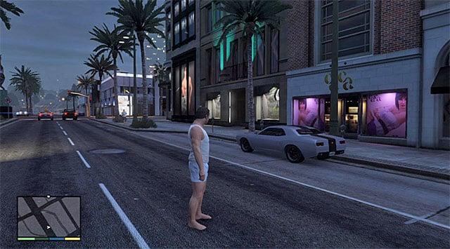 77 Gauntlet Rockford Hills Grand Theft Auto V Game