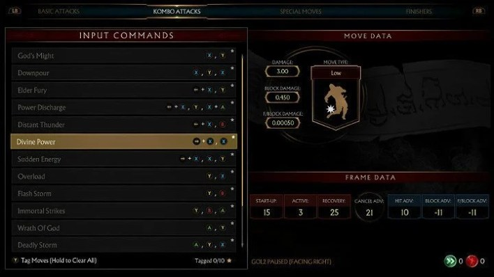 Before you start practicing combos in Mortal Kombat 11, you should learn how to read them - Combos in Mortal Kombat 11 - Combat guide - Mortal Kombat 11 Guide and Tips