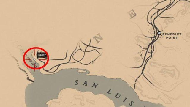 1 - Как добраться до Мексики в RDR2?  - FAQ - Red Dead Redemption 2 Guide