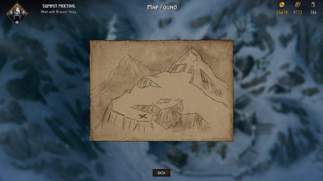 Вы можете получить карту, которая показывает путь к последнему сокровищу в Махакам недалеко от места, где гномы хоронят мертвых - Скрытые сокровища сундуков в Махакаме |  Thronebreaker The Witcher Tales - Карты скрытых сокровищ - Тронно-разбойник The Witcher Tales Guide