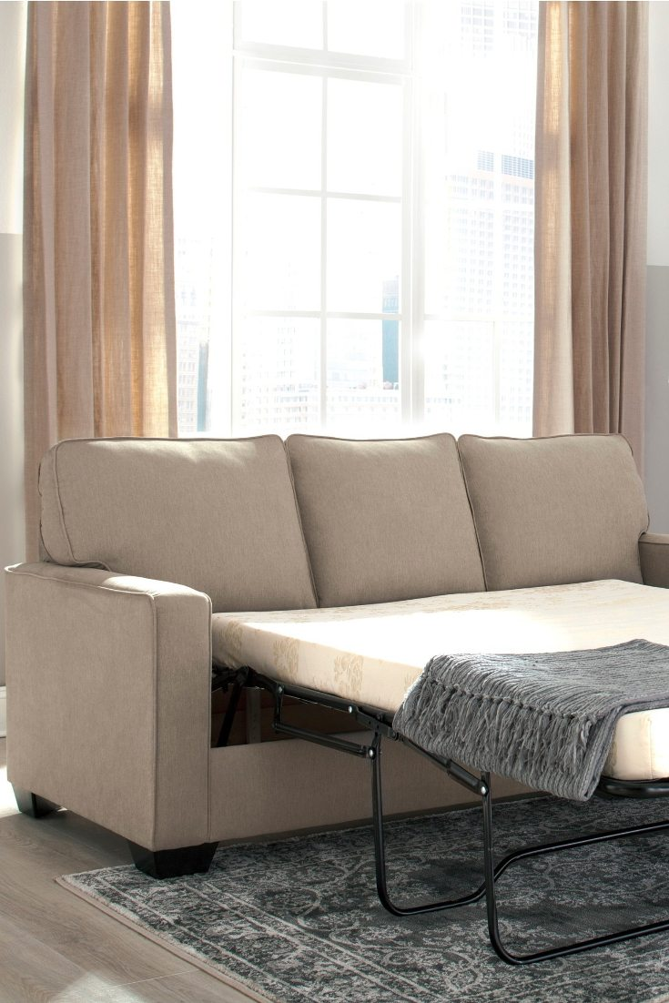 How To Make A Pull Out Sofa Bed More Comfortable Com