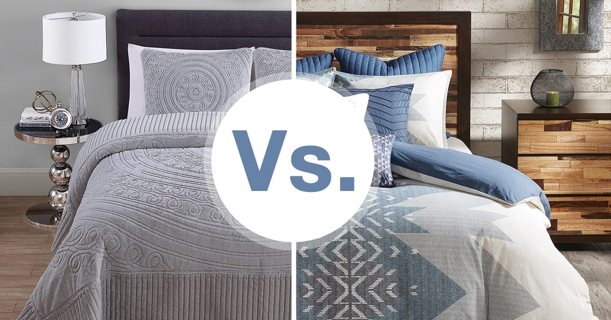 Do You Need A Bedspread Or A Comforter Overstock Com