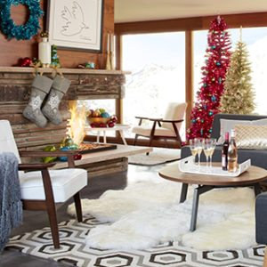 Trend Alert  Mid Century Modern Furniture and Decor Ideas     Mid Century Modern Christmas Decor Ideas
