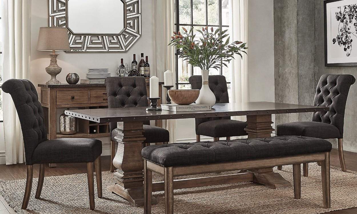 How to Choose Elegant Dining Room Furniture   Overstock com How to Choose Elegant Dining Room Furniture