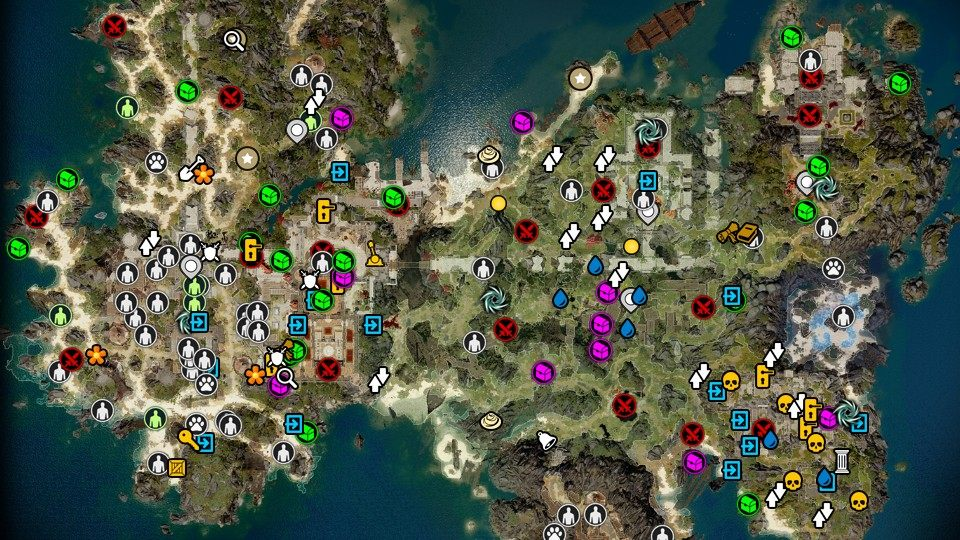 Fort Joy Divinity Original Sin 2 Map