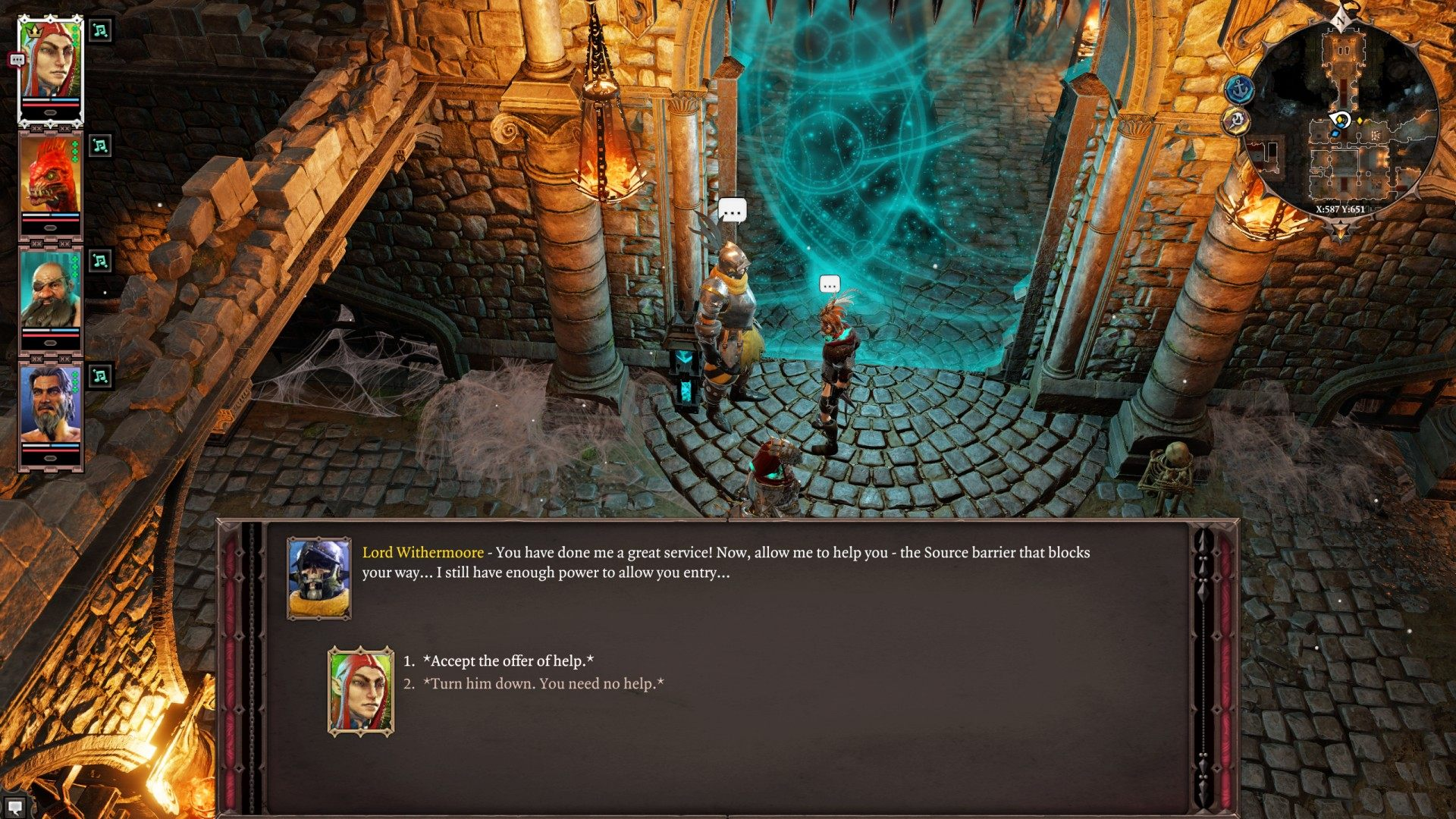 Withermoores Soul Jar Divinity Original Sin 2 Quest