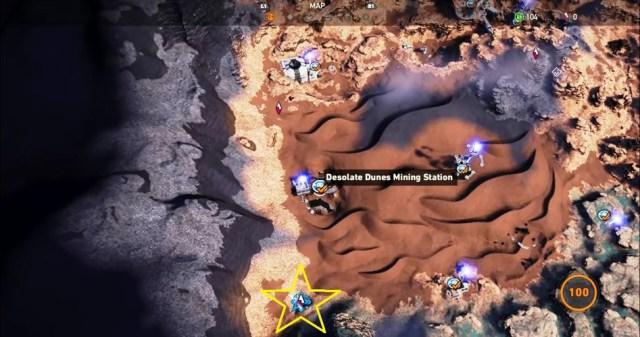 Far Cry 5: Lost On Mars - где найти все аномалии/гейзеры