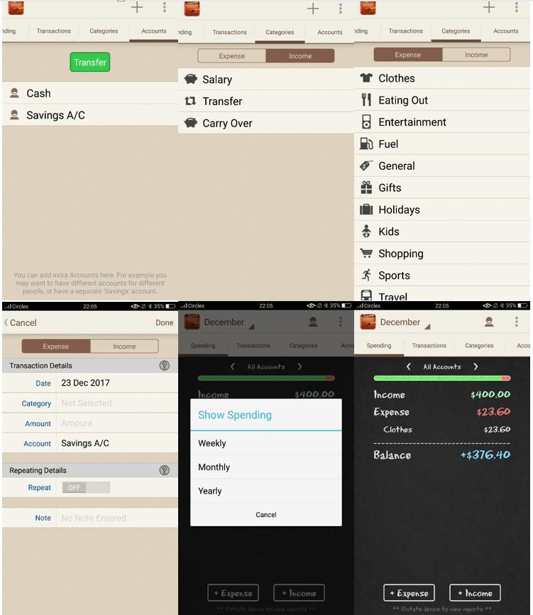 android-spending-tracker-screenshots