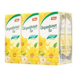 Yeos Chrysanthemum Tea New version