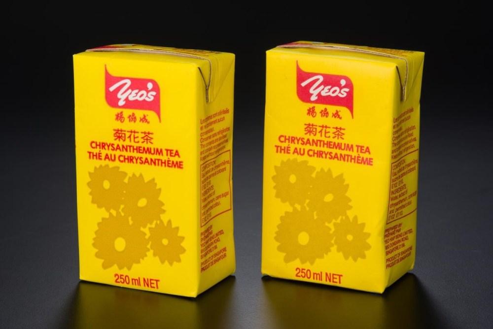 Yeos Chrysanthemum Tea Yeo's