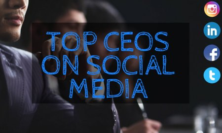 Social Media CEO Business Leader Business Leaders