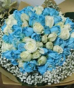 Bouquet Little Flower Hut