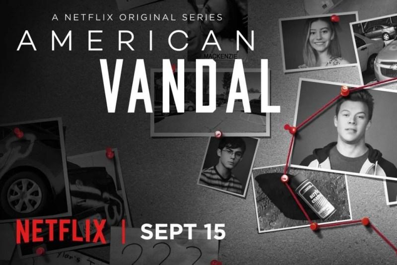 Netflix show American Vandal