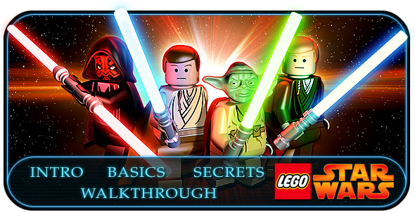 Lego Star Wars The Video Game Cube Walkthrough And