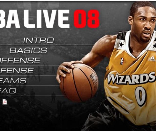Nba Live 08 Walkthrough Strategy Guide