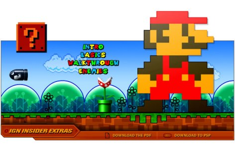mario guide 1233888457 - Vídeo: jogando Super Mario com o Kinetic (Xbox)