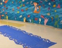 Mille Iles District Under the Sea Advancement Girls work of art