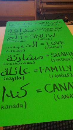 Arabic vocabulary 20160113_212613